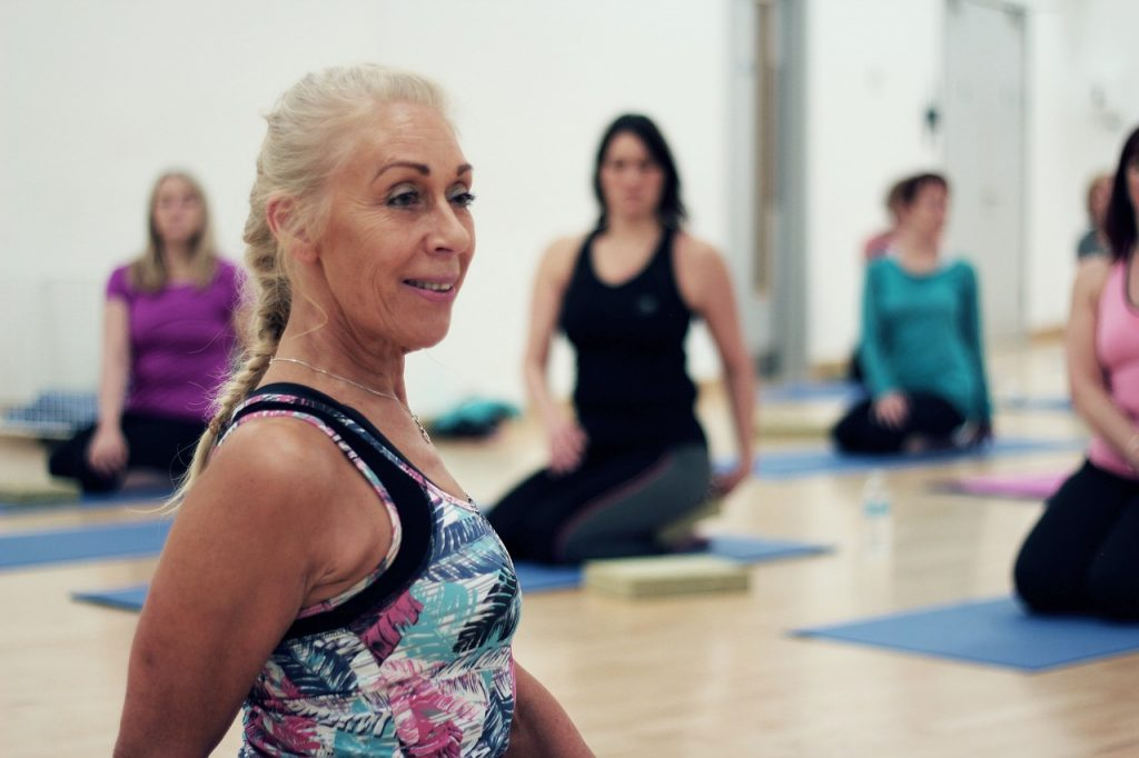 Yoga and the Wisdom of Menopause – Author Interview